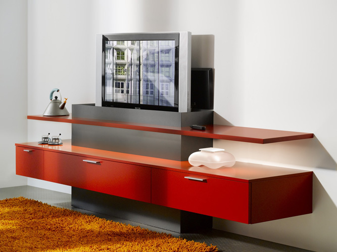 Tv Lift Kast : Irzo tv lift kast ardeno media furniture