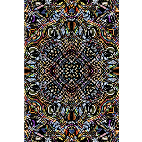 Dazzling Dialogues Rug 2