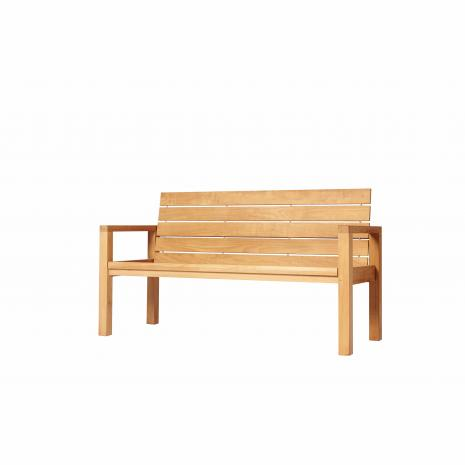 Traditional Teak - Maxima bench