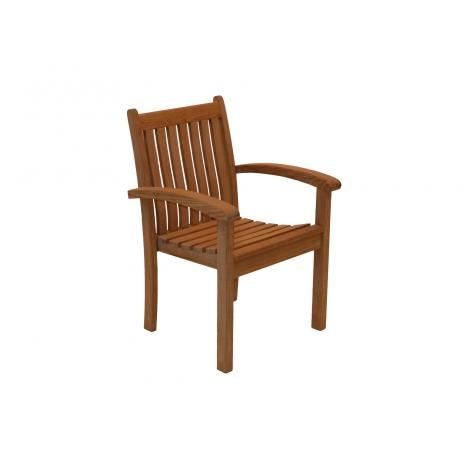 Traditional Teak - Victoria  Chair