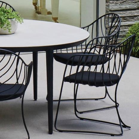 Royal Botania - Folia Dining Chair